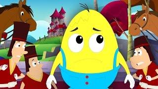 getlinkyoutube.com-Humpty Dumpty Sat On A Wall | Nursery Rhymes For Childrens | Kids Songs