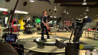 getlinkyoutube.com-Iron Man 3 behind the scenes clip 'Calling the Suit' OFFICIAL Marvel   HD