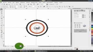 getlinkyoutube.com-VIDEO COREL DRAW X4 CREAR LOGO LOGOTIPO SELLO