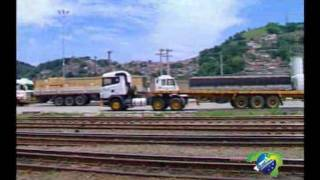 getlinkyoutube.com-Os caminhões que movimentam cargas no Porto de Santos   Brasil Caminhoneiro