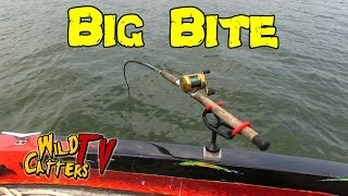 getlinkyoutube.com-Ohio River Action:Fishing for Blue catfish around mussel beds