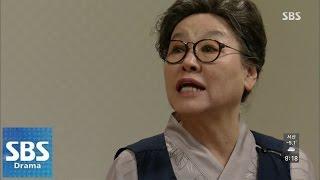 "getlinkyoutube.com-반효정, 김혜선에 ""짐승"" @청담동 스캔들 104회 141212"