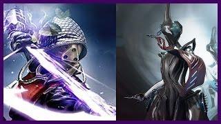 getlinkyoutube.com-VGU Talks - Destiny Vs Warframe Round 3: Taken King vs Echoes of the Sentient