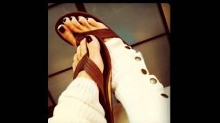 getlinkyoutube.com-TOP 10 Pornstars with hottest feet