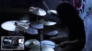 Eddie Garcia Drum Play Through - Voidless