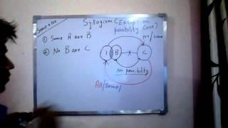 getlinkyoutube.com-Syllogism | Exception Possibility case (Part - 10) | (some + no)