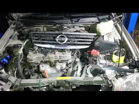 Nissan Almera Classic ремонт проводки
