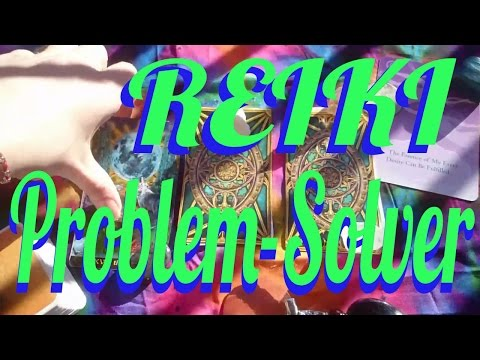 ㊙️ Problem Solver Reiki Meditation and HEAL Tarot and Abraham Hicks Oracle ☸️ Veroosh