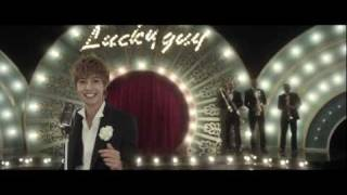 김현중 'Lucky Guy' M/V (Full ver.) (Kim Hyun Joong - Lucky Guy)