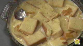 Bread Pudding..