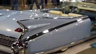 getlinkyoutube.com-D'Agostino's  Elvis II  1959 Cadillac Eldorado Convertible