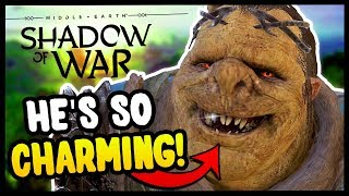 MY BEAUTIFUL NEW BODYGUARD | Middle Earth: Shadow of War - Blade of Galadriel Funny Moments Gameplay