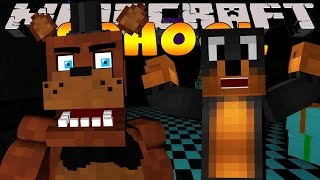 getlinkyoutube.com-Minecraft School - FIVE NIGHTS AT FREDDY'S - Night 1 w/ LittleLizardGaming