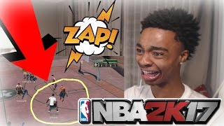 getlinkyoutube.com-THIS BETTER NOT Be Seen On NBA 2K17 Gameplay REACTION, RANT & THOUGHTS!