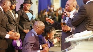 Bishop-Oyedepo-DRASTIC-IMPARTATION-Dr-Paul-Enenche-at-Dunamis-HQ width=