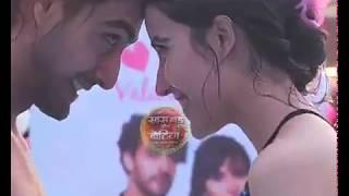 Rohit Purohit-Sheena Bajaj's  Romantic Picnic