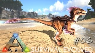 getlinkyoutube.com-ARK: Survival Evolved Ep 06 - RAPTOR PACK  !!! (Server Gameplay)
