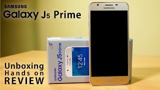 getlinkyoutube.com-Samsung GALAXY J5 Prime Unboxing & Hands on REVIEW! (ft.J7-6, G4+, RN3)