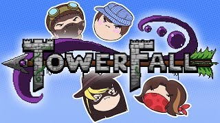 getlinkyoutube.com-TowerFall - Steam Rolled