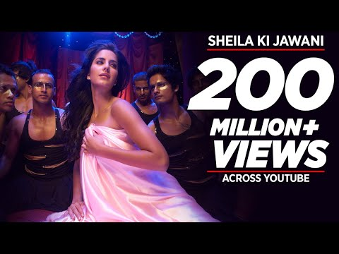 """Sheila Ki Jawani"" Full Song Tees Maar Khan | HD with Lyrics | Katrina kaif"