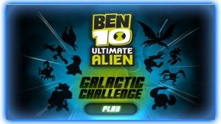 getlinkyoutube.com-Ben 10 - Galactic Challenge - Ben 10 Games