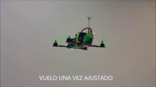 getlinkyoutube.com-Autotuning de ZMR 250 con dRonin CC3d