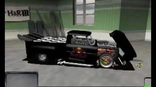 getlinkyoutube.com-Chevrolet C10 FunnyCar (SLRR)