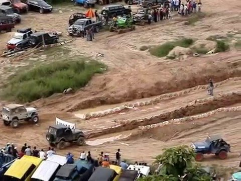 Videos Related To 'competencia De 4x4 En La  Fragua'