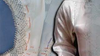 getlinkyoutube.com-طريقة تركيب الأكمام على كتف القميص الرندة  للمبتدئات (الحلقة الاخيرة) randa oum yasmin