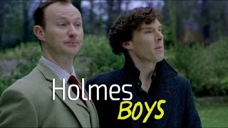 getlinkyoutube.com-Holmes boys | Sherlock BBC
