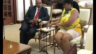 Counting President Jacob Zuma