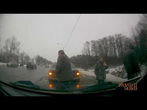 ДТП под Обнинском 22.12.2013