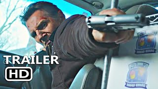 HONEST THIEF Official Trailer (2020) Liam Neeson Movie
