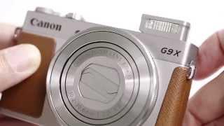 getlinkyoutube.com-Canon Powershot G9 X Unboxing | Photogalerie