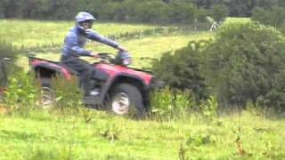 Quad-X Compact Rotary Mower