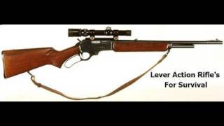 getlinkyoutube.com-Lever Action Rifles for Survival