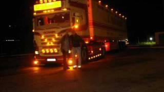 getlinkyoutube.com-SCANIA V8 VANLOMMEL of baldwin at night