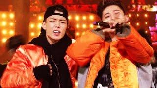 getlinkyoutube.com-《UNIT》 iKON(아이콘) - 이리오너라(ANTHEM) @인기가요 Inkigayo 20151129