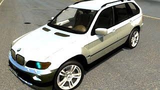 getlinkyoutube.com-BeamNG.Drive Mod : BMW X5M Hrom (physics Crash test)