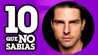getlinkyoutube.com-10 Cosas que NO sabias de TOM CRUISE