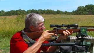 getlinkyoutube.com-Gunsmithing - How to Sight in a Rifle Scope Presented by Larry Potterfield of MidwayUSA