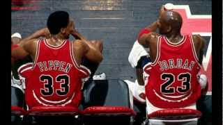 Coupe Carlo & Fetty Rux : Jordan and Pippen