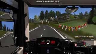 getlinkyoutube.com-ETS 2 Little ride with a loud Magnum