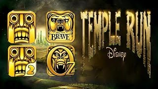 getlinkyoutube.com-TOP-10 Android Runners №3: Temple Run 2, Oz, Brave - review and compare