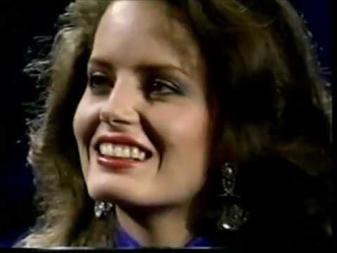 Cecilia Bolocco ( Chile ), Miss Universe 1987 - Personal Interview & Close Up