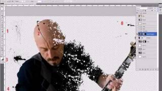 getlinkyoutube.com-Tutorial Photoshop - Effetto scioglimento - Cristian Ribichini