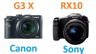 getlinkyoutube.com-Canon PowerShot G3 X vs Sony Cyber-shot  RX10