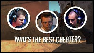getlinkyoutube.com-KQLY vs. SF vs. SMN - Who's the best CHEATER?! - CSGO