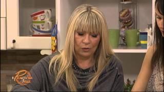 getlinkyoutube.com-Prakrična žena - Suzana Popović pravi špagete Aglio E Olio