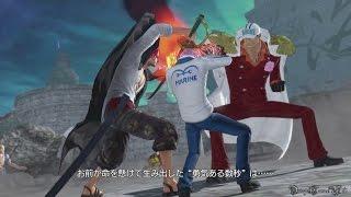 getlinkyoutube.com-【PS4】 One Piece 海賊無双3 - 第4章 第4話 ・終戦(後編)